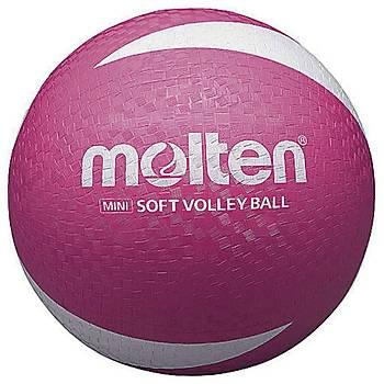 Voleybol Topu Molten S2V1250-P Soft