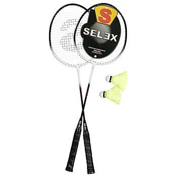 Badminton Raket Seti Selex Thunder