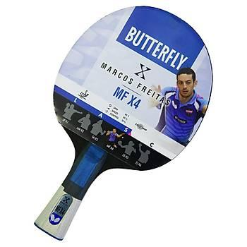 Masa Tenisi Raketi Butterfly Marcos Freitas MFX4