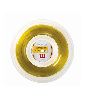 Tenis Kordajý Wilson Poly Gold 16 Reel