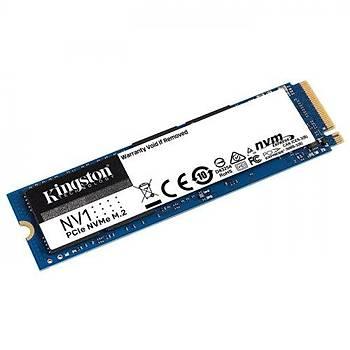 Kingston 500GB NV1 SNVS/500G PCIe NVMe M.2 SSD Disk