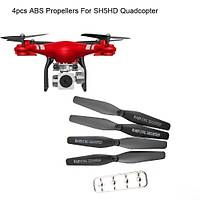 X52HD, SH5HD, P30 Dron Ýçin  4 adet ABS Pervane