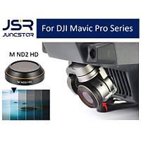 DJI Mavic Pro Alpine White Gimbal Kamera Lensi Ýçin ND2 HD Filtre Nötr Yoðunluk JSR