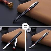 Orijinal Picasso Dolma Kalem 0.5mm Uç Kolay Dolum 907R Kýrmýzý