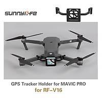 Dji Mavic Pro Drone için RF-V16 Gps Tracker Tutucu Destek Braketi