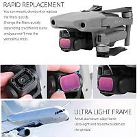 DJI Mavic Air 2 Lens Filtresi CPL Circular Palarized