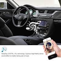 FM Kablosuz Bluetooth Verici MP3 Ses Müzik Çalar Araç Kiti