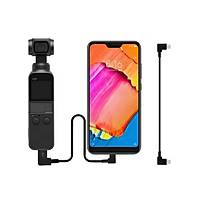 Dji Osmo Pocket Veri Baðlantý Kablosu Type-C Telefon ve Tabletler Ýçin Uyumlu
