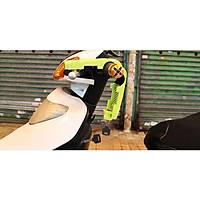 Motosiklet Manet Gidon Gaz Kavrama Güvenlik Kilidi Evrensel