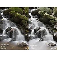 DJI Mavic Pro HD CPL Filtre Optik Lens Siyah Alüminyum