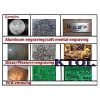 Tungsten Karbür PCB Kesme CNC Freze Ahþap Ýþleme 1.0mm 10 Adet