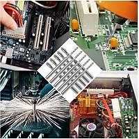 Mikro Karbür PCB Matkap Ucu Metal CNC Sondaj 10lu Set 0.5-1.4mm