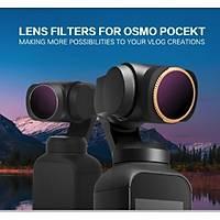 DJI OSMO Pocker UV + CPL + ND4 + ND8 + ND16 + ND32 6 lý Filtre Seti