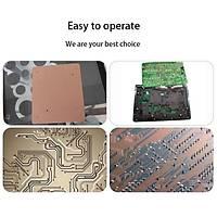 Mikro Karbür PCB Matkap Ucu Metal CNC Sondaj 10lu Set 1.35mm