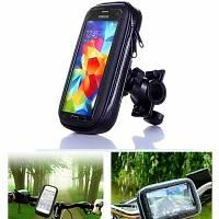 """Motorsiklet Telefon Tutucu 5.5""""Su Geçirmez Model"""