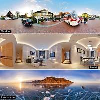 Elektronik Panoramik Time Lapse 360° Rotasyon Uzaktan Kumanda PULUZ
