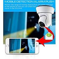 HD Wifi IP Kamera Kablosuz ONVIF P2P IR-Cut Gece Görüþ