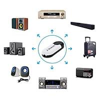 Bt V4.0 EDR A2DP Ses Alýcý Mikrofonlu 3.5mm Usb Kablosuz Müzik Adaptörü