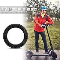 """Elektrikli Scooter Bisiklet 12"""" Patlamaz Petek Doku Dolgu Lastik"""