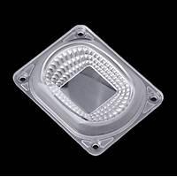 LED Lens Reflektör LED COB Lambalar Ýçin PC Lens + Reflektör + Sýzdýrmaz Silikon Halka