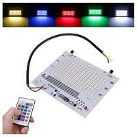 144 Led 50W AC 220V DIY RGB LED Bord Uzaktan Kumandalý LUSTREON