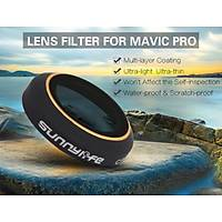 DJI Mavic Pro Platinum Kamera Lens Ýçin 4 lü Filtre Seti ND4/ND8/ND16 /ND32 Nötür Yoðunluk