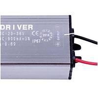 LED Sürücü Trafo GüçKaynaðý50W AC 265VDC 20-38V IP67 Su Geçirmez Sürücü