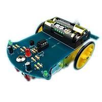 Arduino D2-1 Akýllý Devriye Araç DIY Ýzleme Kiti Kendin Yap Proje