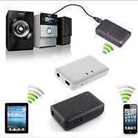 Bluetooth Kablosuz Ses Müzik Alýcýsý 3.5mm Bilgisayar Hoparlör Cep Telefonu