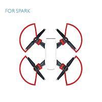DJI Spark Drone Pervane Koruma Kaza Güvenlik Tamponu 4 lü Set