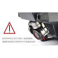 DJI Mavic Pro Alpine White Gimbal Kamera Lensi Ýçin UV HD Filtre Ultraviyole JSR