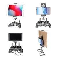 DJI Mavic 2 Zoom Kumanda Tablet Telefon Tutucu Klips Metal 10 inç