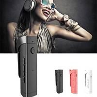 Bluetooth 3.0 Stereo Ses Müzik Alýcý Yaka Klip Adaptör Telefon Kulaklýk