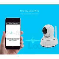 IP Kamera wi-fi Kablosuz CCTV ONVIF Pan  Tilt Güvenlik