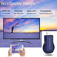 MiraScreen OTA TV Çubuk Smart TV HDMI Dongle Kablosuz Alýcý DLNA Airplay Lacivert
