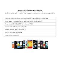 DJI Mavic Pro 10cm Tablet/Telfon Kablo Adaptörü