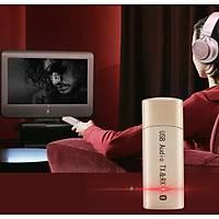 USB 4.2 Bluetooth RX/TX Verici/Alýcý Kablosuz Ses Adaptörü TV Araba