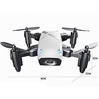 S9HW Mini Drone Wifi Kamera Katlanabilir Yükseklik Sabitleme Modl