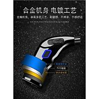 Çift Ark Plazma Çakmak Pistol Model Elektrikli USB Þarjlý
