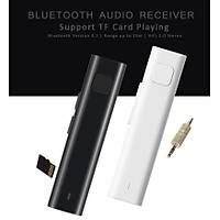 Bluetooth 4.2 Stereo Araç Kiti Aux Kablosuz Alýcý Adaptörü müzik telefon MP3