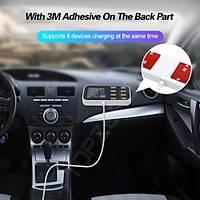 8 USB Portlu LED Ekran Araç ve Masaüstü Þarj  Adaptörü 40W 2.4A