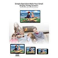 MiraScreen OTA TV Çubuk Smart TV HDMI Dongle Kablosuz Alýcý Pembe DLNA Airplay