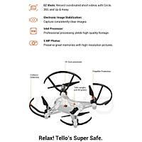 DJI Ryze Tello Mini Drone 720 P HD Kamera APP Telefondan Kumanda