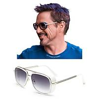 Tony Stark Iron Man Matsuda UV 400 Güneþ Gözlüðü G12B Siyah Lens