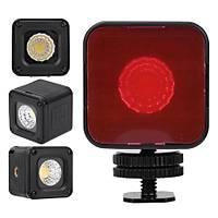 LED Iþýk 10M IP67 Su Geçirmez Dahili Pil 200-5500 20 Renk Filtre