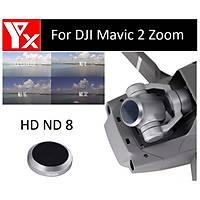 Dji Mavic 2 Zoom Gimbal Kamera Lensi Ýçin HD ND8 Filtre Nötr Yoðunluk