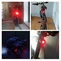 Bisiklet Led Kuyruk Ýkaz Iþýk Þarj Edilebilir Dahili Pil Edilebilir USB Kablo