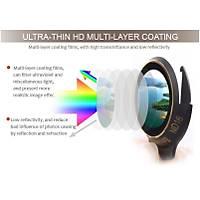 DJI Mavic Pro Platinum Kamera Ýçin Kýzaklý Optik Lens 6 lý Filtre Set MCUV + CPL + ND8