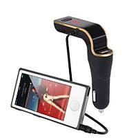 Bluetooth 2.1 FM Verici Araç Kiti USB Þarjý TF Kart MP3 Radyo Çalar AUX