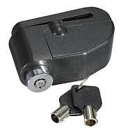 Alarmlý Motosiklet Disk Fren Kilidi 7mm Güvenlik Alarm